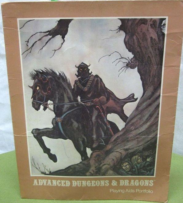 AD&D Portfolio auction 4