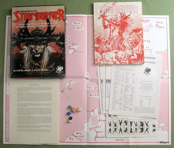 Stormbringer 1 2006 thin box set