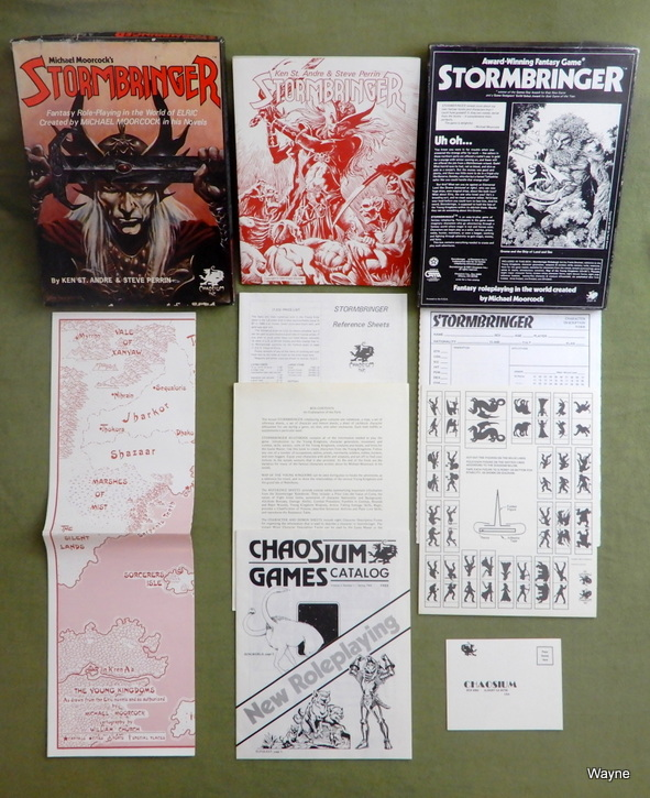 Stormbringer 1 2006-X Thin Box set 203