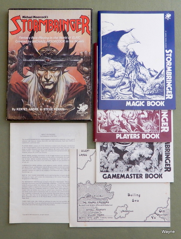 Stormbringer 1 2101-X Box set 03