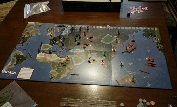 Axis & Allies 1941 2