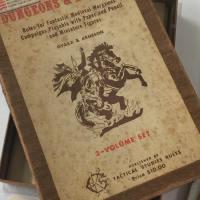Dave Arneson's Woodgrain D&D set