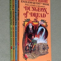 The first four Endless Quest books (1980-82): Old School Gems