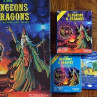 MINIATURE COLLECTOR'S BOX - Dungeons & Dragons (D&D) Expert Set