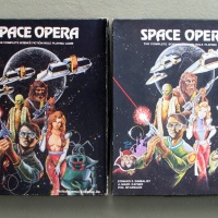Space Opera RPG (1982): Two versions of the Black Box