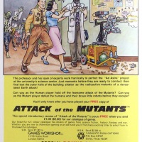 Ad: Attack of the Mutants