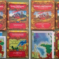 World of Greyhawk printings