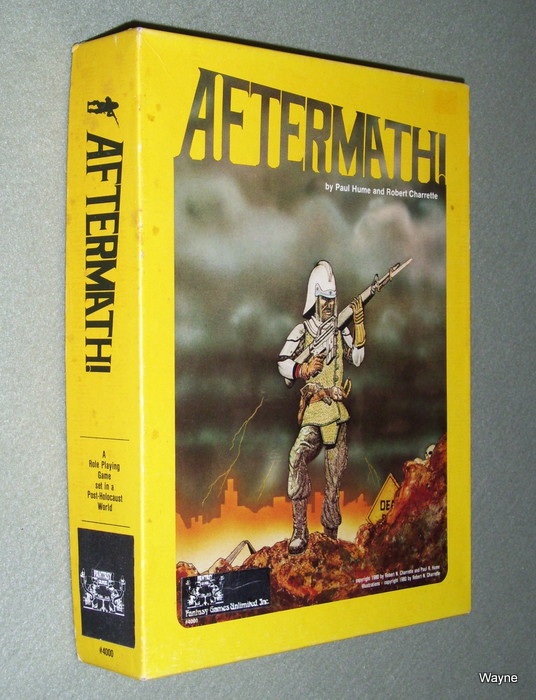 Aftermath Phoenix restickered box prof