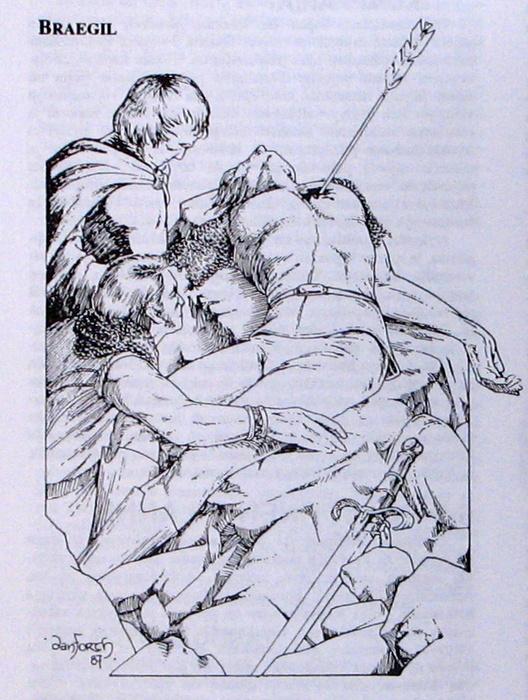Cardolan - Kadonnut Valtakunta Braegil