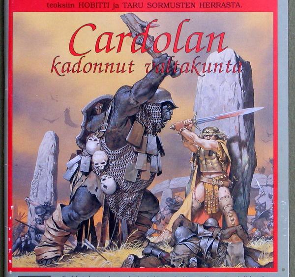 Cardolan - Kadonnut Valtakunta cover art