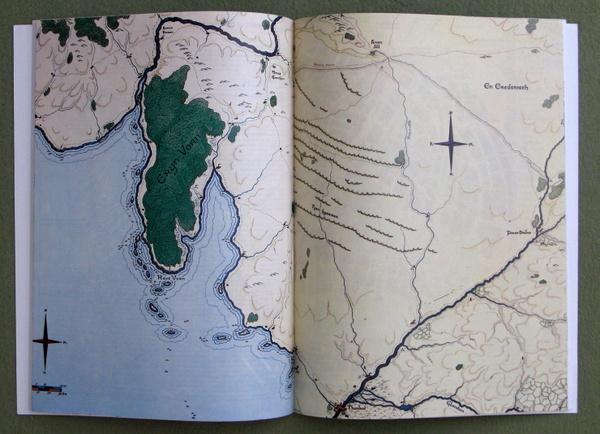 Cardolan - Kadonnut Valtakunta maps 1