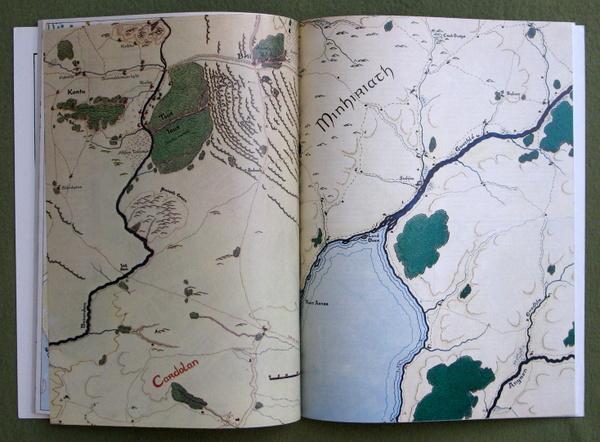 Cardolan - Kadonnut Valtakunta maps 3