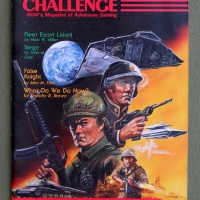 "Challenge Magazine #25: The ""First"" Issue"