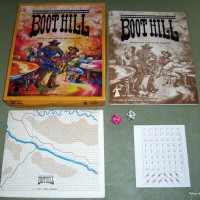 Original Boot Hill box set (1979): With those TSR Low Impact Dice