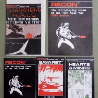 Recon: The Roleplaying Game of the Viet Nam War (1982)
