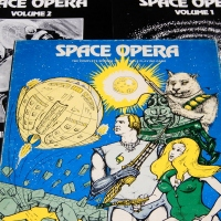 BLUE BOX: The 1st Edition of the Space Opera RPG (1980)