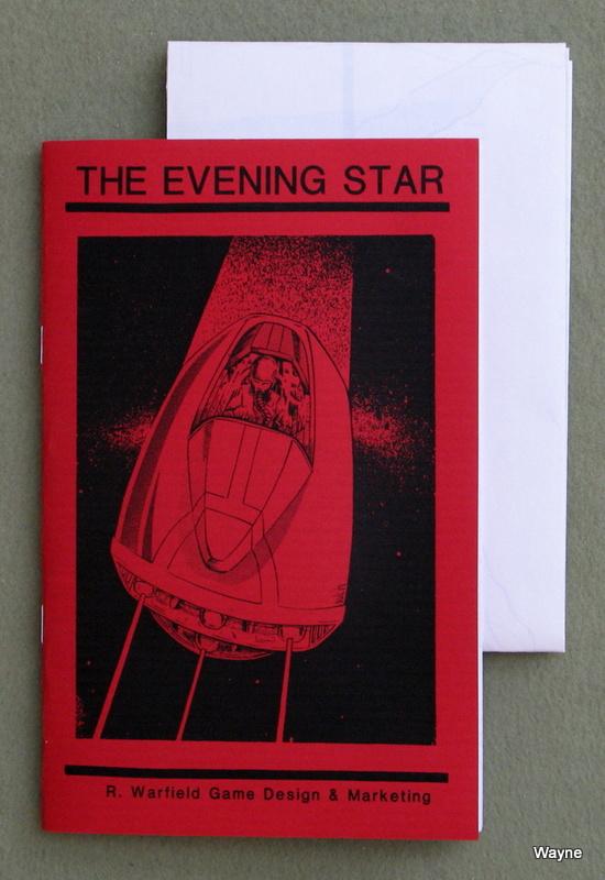 Evening Star w map b