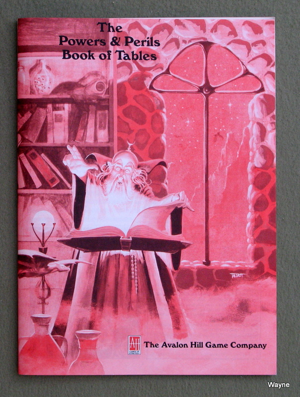 Book of Tables book