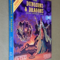 Original TSR Shrinkwrap? What to look for on a D&D Expert Set (1980)