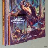 Monster Manual II - Regular and Miniature