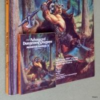 Monster Manual II - Regular and Miniature
