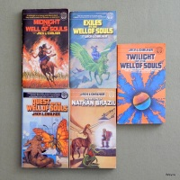 Jack Chalker's Well of Souls series - The Del Rey paperbacks