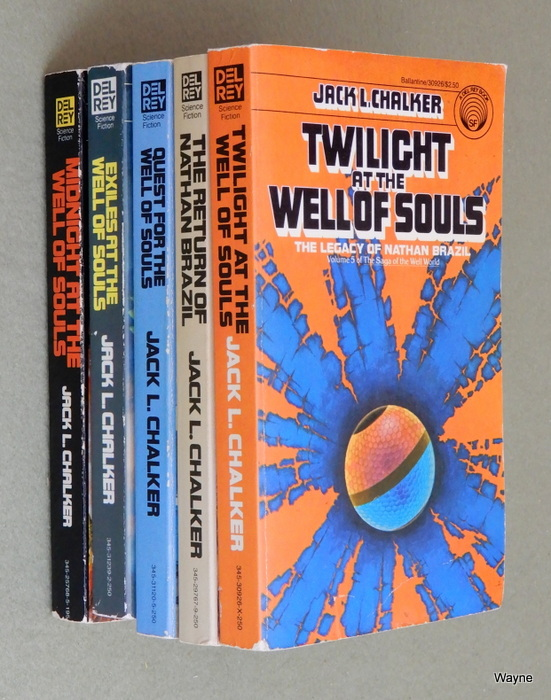 Well of Souls series