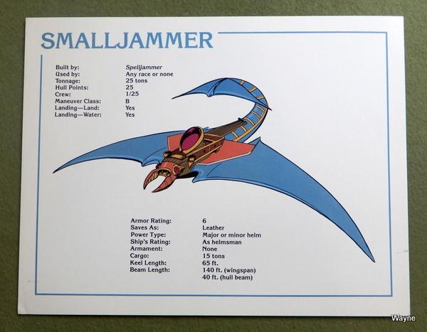 card Smalljammer