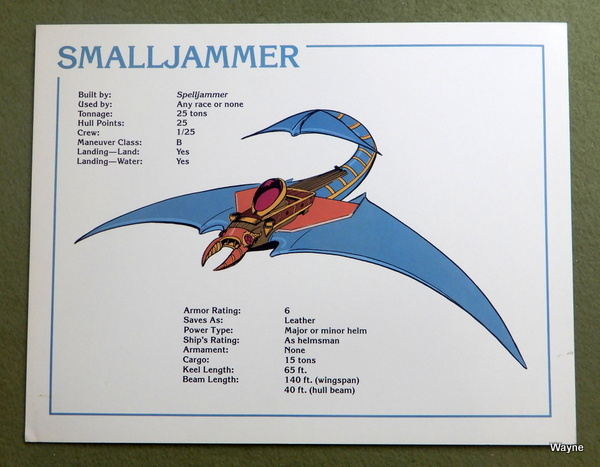 card Smalljammer