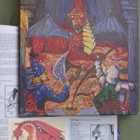 D&D: David C. Sutherland's Red Dragon