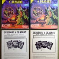 Dungeons & Dragons: The Shift in Early Box Formats