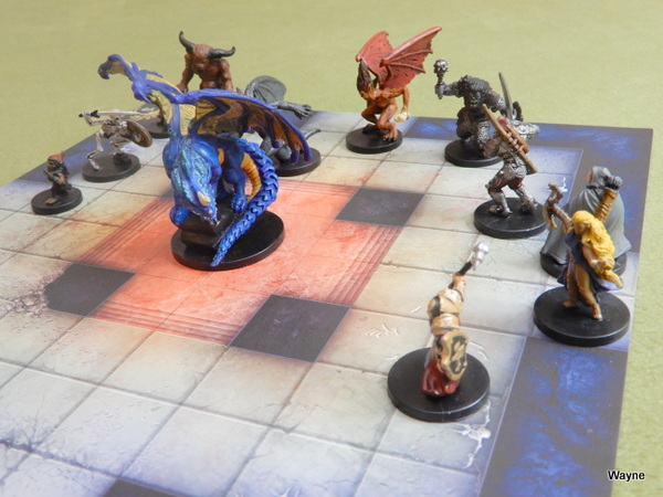Dungeons & Dragons Basic Game -2006 figures b