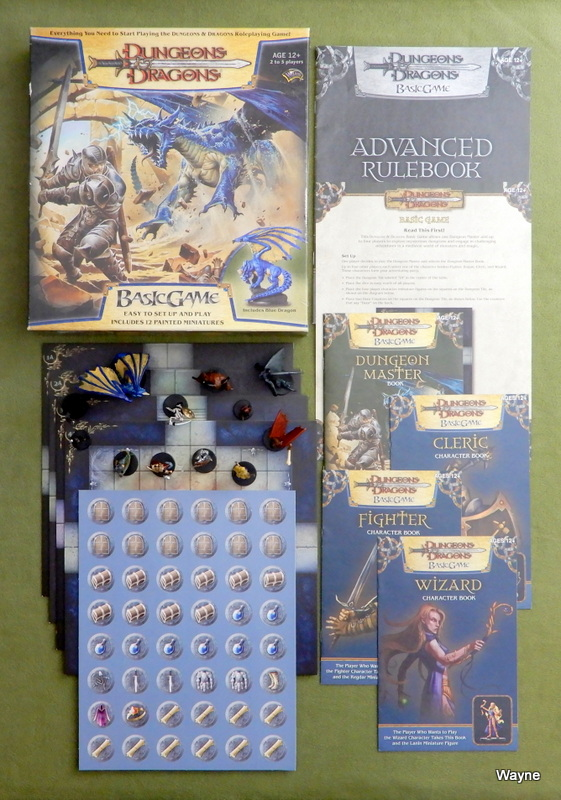 Dungeons & Dragons Basic Game - 2006 set