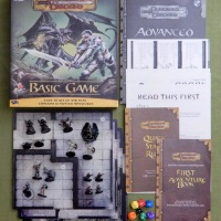 Dungeon & Dragons Basic Game (2004)