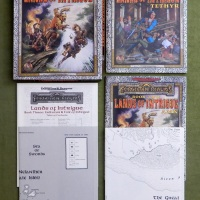 LANDS OF INTRIGUE: Tethyr & Amn (1997)