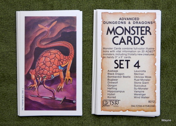 MC4 - Rust Monster