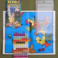 Revolt on Antares minigame