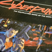 Cyberpunk 2020 box set (1990)