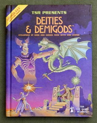 Deities & Demigods 1st 3rd b