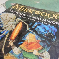 Mirkwood: The Wilds of Rhovanion