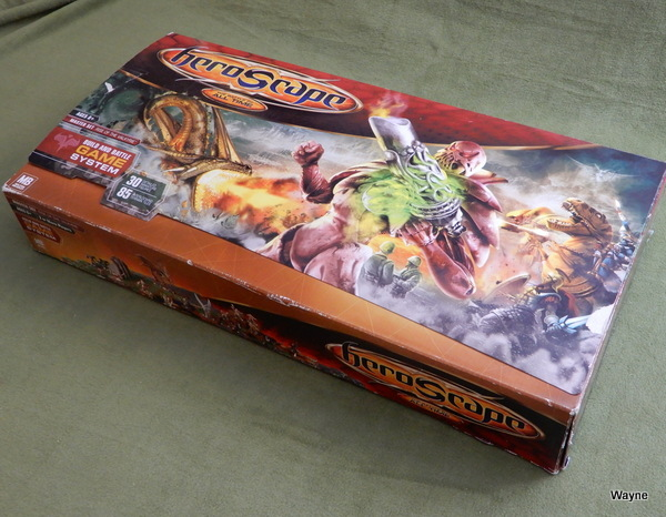 Heroscape Master Set box