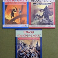 Lords of Middle Earth, Volumes 1 - 3