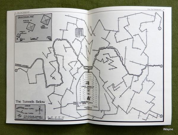MoN - Cairo map