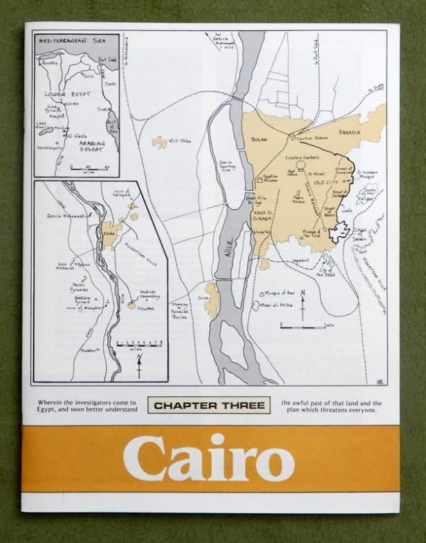 MoN - Cairo