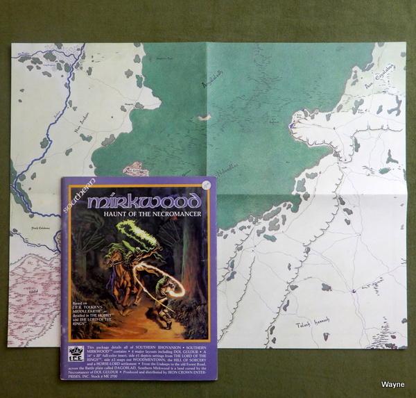 Southern Mirkwood 1st w map c-001