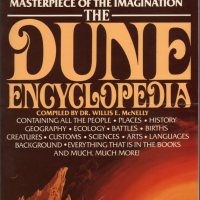 The Dune Encyclopedia (1983): The  Companion Approved by Frank Herbert