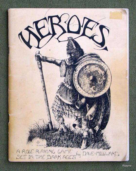 Heroes - Tabletop