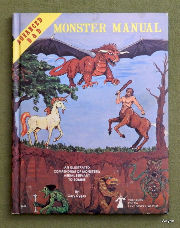 Monster Manual 1 4thA - front b