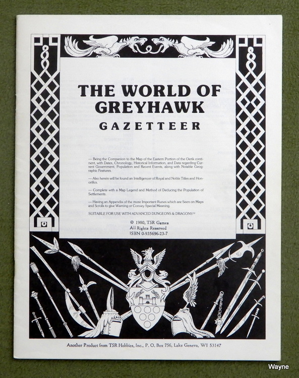 WOG 3rd folio booklet cover