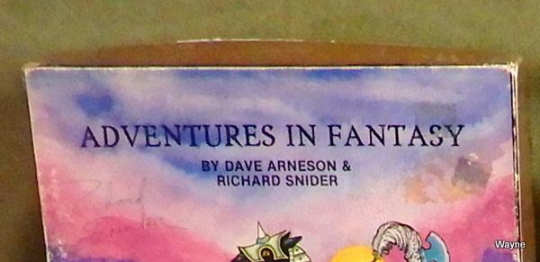 Adventures in Fantasy AG box set 03 signatures
